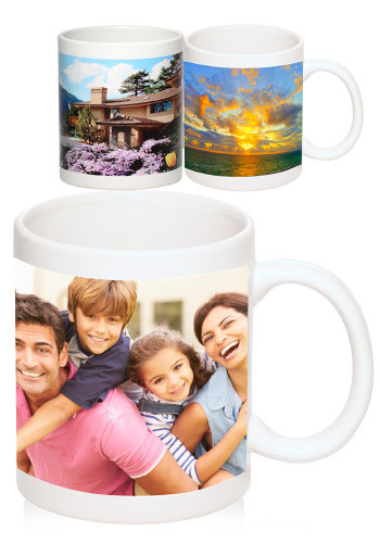 Glossy Photo Mugs