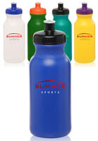 Push Cap Water Bottles