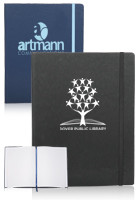Hardcover Journals with Close Strap   NOT24