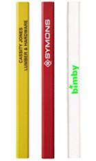 Hard Lead Carpenter Pencils