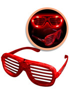 Slotted LED Sunglasses