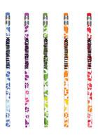 Paw Print Mood Pencils
