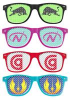 Retro Specs Sunglasses