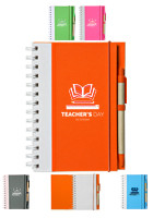 Recyclable Bright ECO Notebooks   NOT05