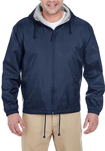 Promotional 100% Nylon Shell/Fleece Lining