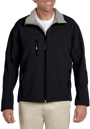 Devon & Jones Men's Soft Shell Jackets   D995