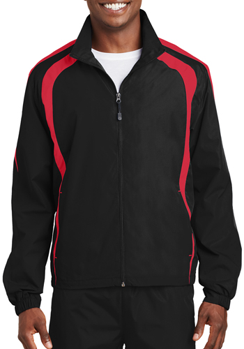 Sport-Tek Colorblock Raglan Jackets   JST60