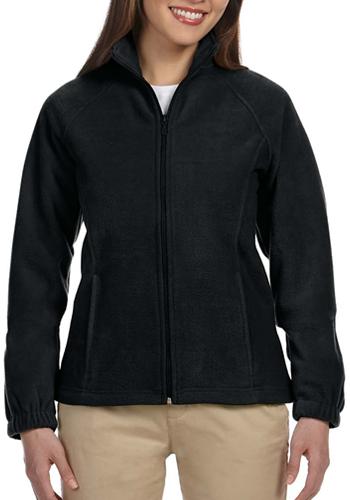 Harriton Ladies' Full-Zip Fleece Jackets   M990W