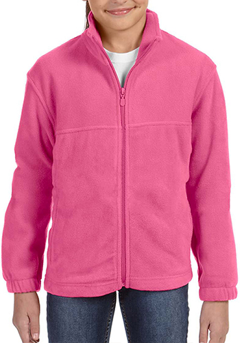 Promotional 100% Spun Soft Polyester Fleece