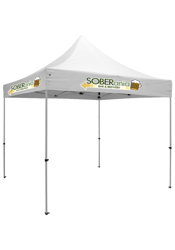 10W X 10H in. Full Color Deluxe Event Tent Kits | SHD240626