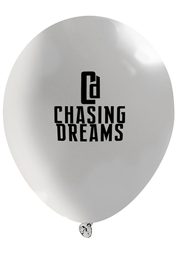 11 in. Crystal Latex Balloons   GB11CRY