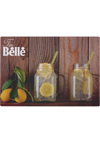 12 x 8 Inch Tempered Glass Cutting Boards| IP76000