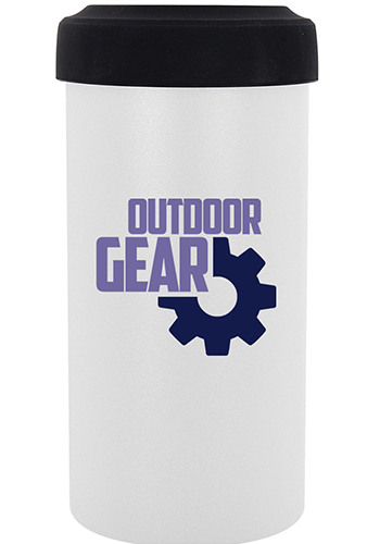 12 Oz. Slim Stainless Steel Insulated Can Holders  X20369