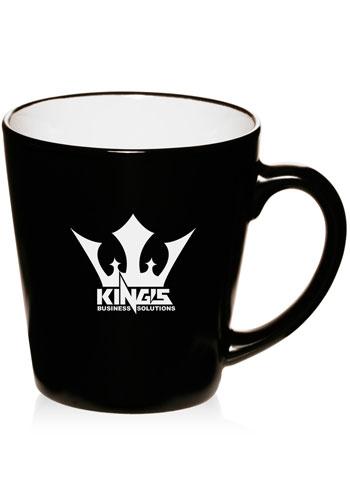 Two-Tone Latte Mugs
