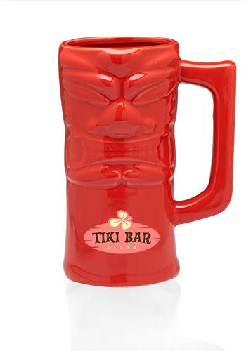 Tiki Ceramic Mugs