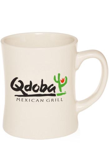 Porcelain Diner Mugs