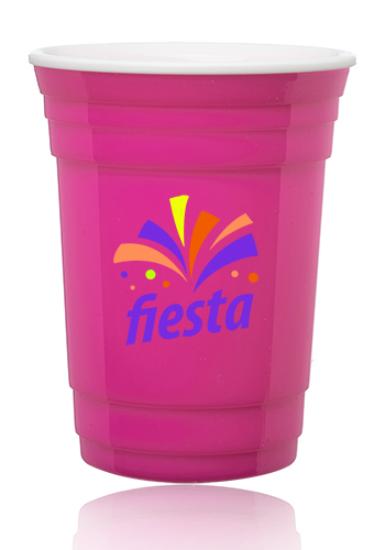 Double Wall Plastic Party Cups