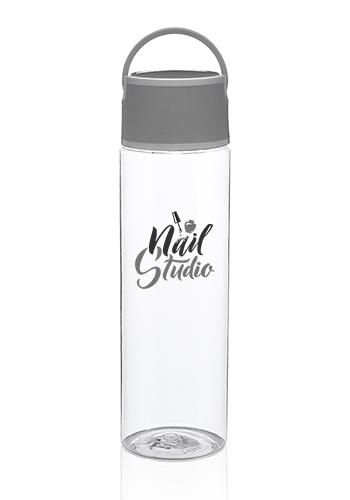 23 oz. Chenab Plastic Water Bottles   PG249