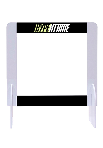 24 In x 24 In Protective Counter Barrier Kit| SHD259110
