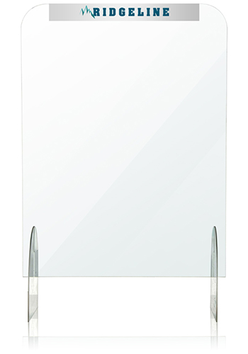 24 In x 32 In Protective Acrylic Counter Barriers| SHD259132