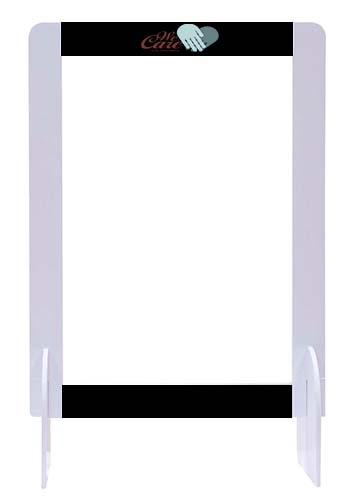 24 In x 32 In Protective Counter Barrier Kit| SHD259113