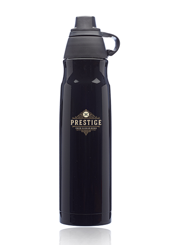 25 oz. Giza Stainless Steel Water Bottles with Plastic Lids | WB333