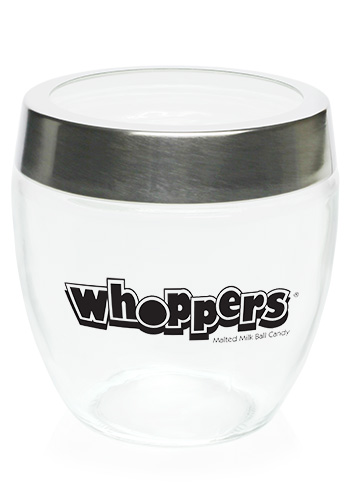 27 oz. Glass Candy Station Jars | CAN02