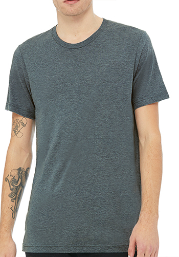 Custom 3.8 oz 50 Polyester/ 25 Combed and Ring-Spun Cotton/ 25 Rayon