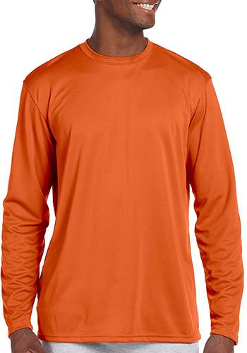 Harriton Athletic Long-Sleeve Shirts   M320L
