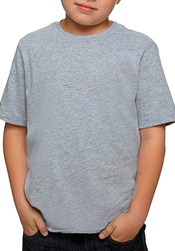 Customized 4.3 oz 100% Combed Cotton Jersey
