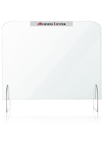 40 In x 32 In Protective Acrylic Counter Barriers| SHD259134