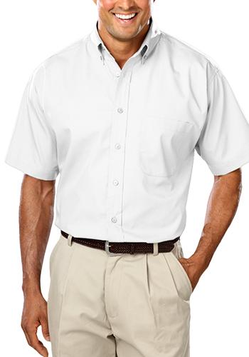 Blue Generation Men's Short Sleeve Poplin Shirts | BGEN7266S