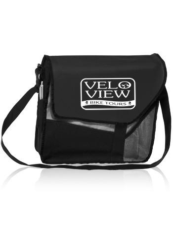 Slant Flap Messenger Bags   MB031