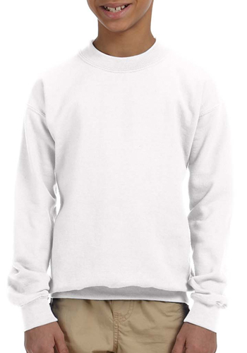 Gildan HeavyBlend Youth Crew Sweatshirts   18000B