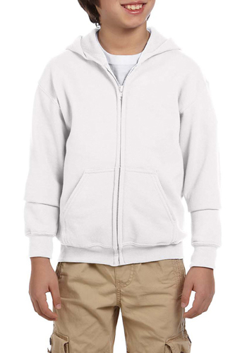 Youth Zippered Hoodies
