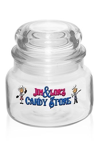 8 oz. ARC Colonial Candy Jars   46372DL