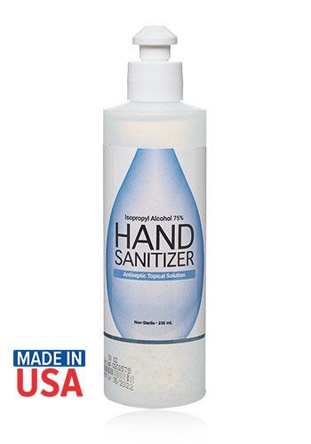 8 oz Guardex Antiseptic Hand Sanitizer Gel | HS013