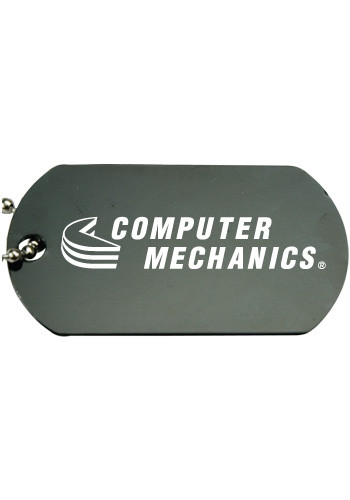 Aluminum Dog Tags   CPS0140