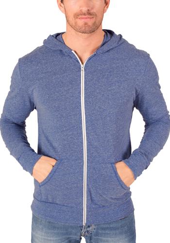 Customized 4.5 oz 50% Polyester/38% Cotton/12% Rayon