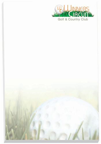 25 Sheet Non-Adhesive Scratch Pads   BGNS4A6A25