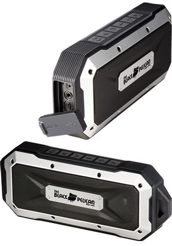 Boulder Waterproof Outdoor Bluetooth Speakers | LE719985