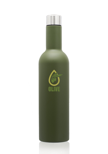 Cabernet Stainless Steel Water Bottles
