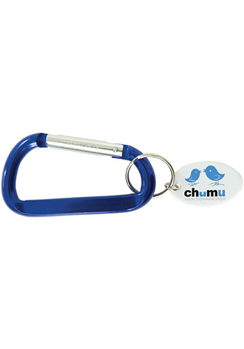 Carabiner & Tag Keychains | IL603