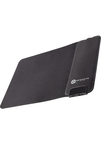 Carter 15W Wireless Charger Mouse Pads| EV13075