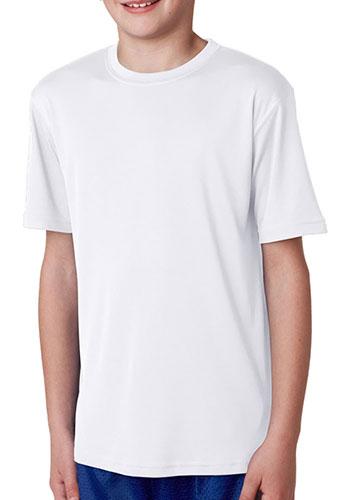 Champion Youth Double Dry Interlock T-Shirts   CW24