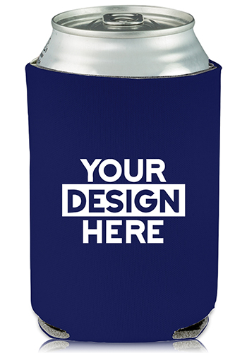 Collapsible Can Coolers Patriotic Print  KZ484