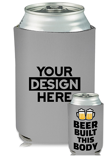 Collapsible Can Coolers St Patricks Print  KZ488