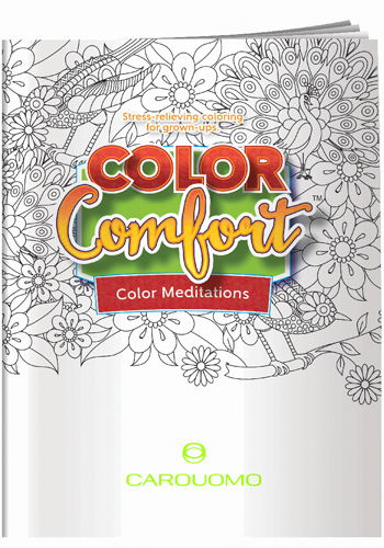 Adult Shades of Relaxation Coloring Books   X30128