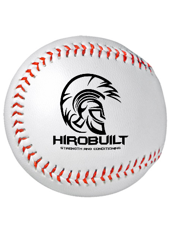 Synthetic Leather Rubber Core Baseballs   GBBASE
