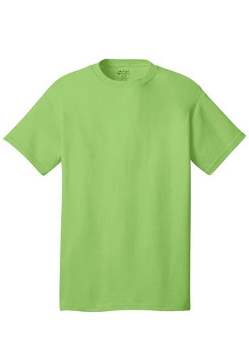 Custom Discount Port & Company - 5.4-oz 100% Cotton T-Shirts